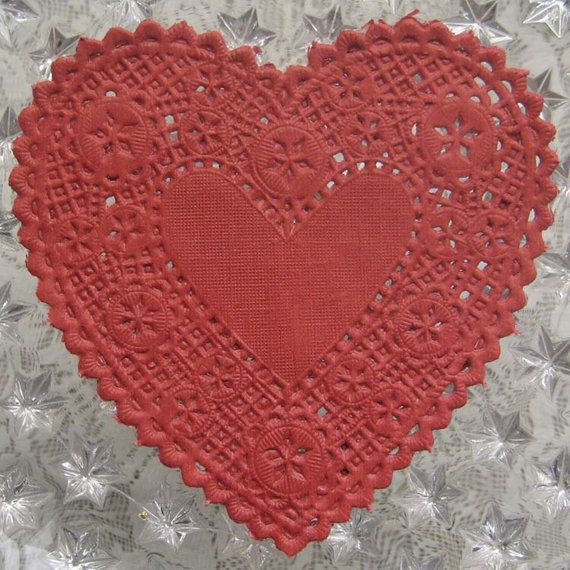 Red Paper Doilies Unique 20 Fancy Paper Lace Red Doilies Doily Made In by Of Great 49 Images Red Paper Doilies