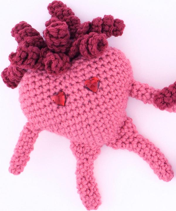 Redheart Free Patterns Best Of Free Amigurumi Heart Crochet Pattern From Redheart Of Top 37 Pictures Redheart Free Patterns