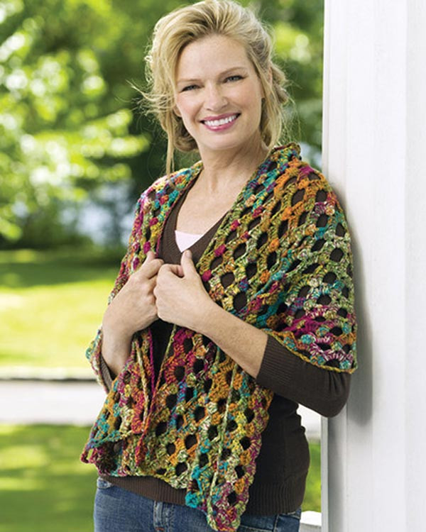 Redheart Free Patterns Best Of Free Holey Moley Shawl Crochet Pattern From Redheart Of Top 37 Pictures Redheart Free Patterns