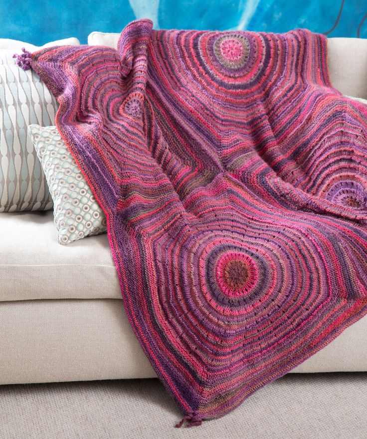 Redheart Free Patterns Elegant Squared Shades Throw Free Knitting Pattern From Red Heart Of Top 37 Pictures Redheart Free Patterns