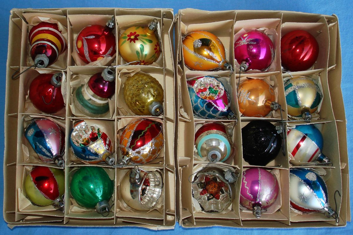 Retro Christmas Decorations Best Of Vintage Christmas ornaments & S Of Brilliant 48 Pics Retro Christmas Decorations