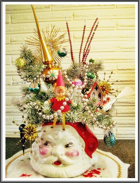 Retro Christmas Decorations Luxury Vintage Finds Mid Century and More at Evie S Haus Of Brilliant 48 Pics Retro Christmas Decorations