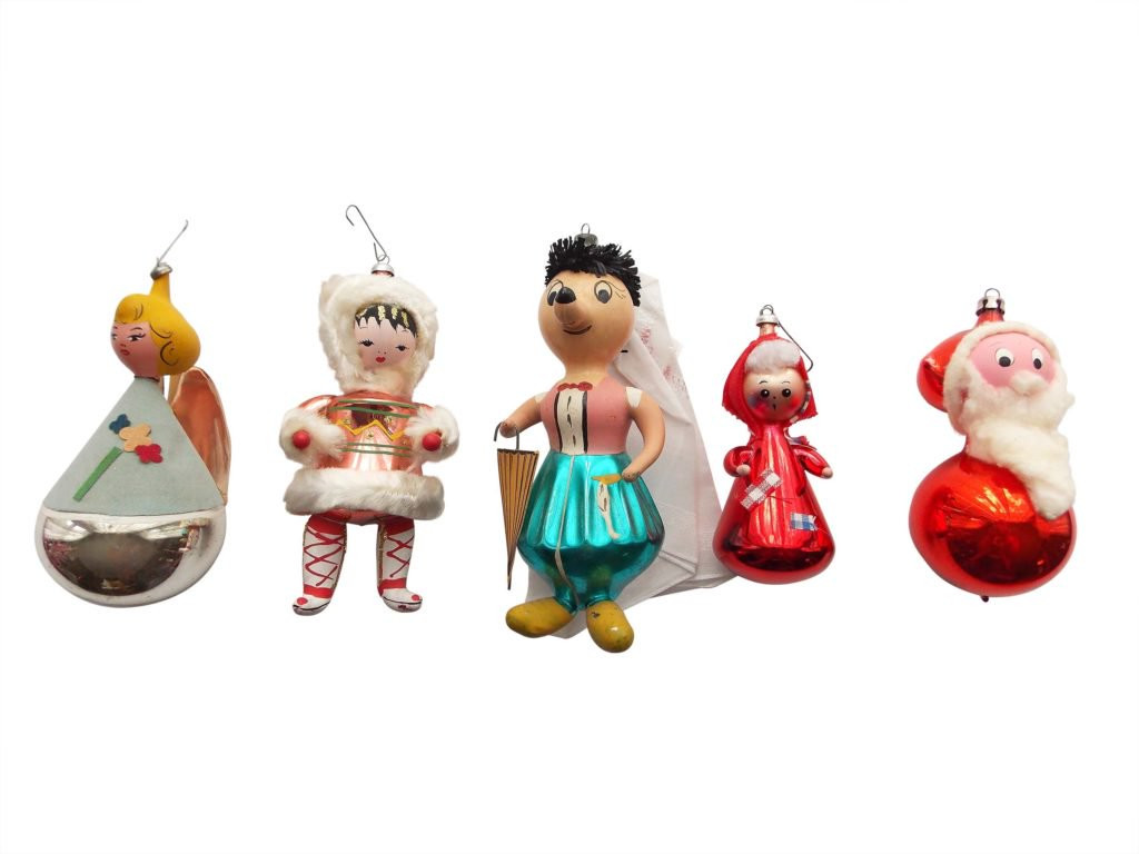 valuable vintage christmas decorations