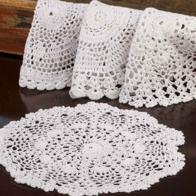 Round Doilies Awesome White Round Crocheted Doilies Crochet and Lace Doilies Of Contemporary 43 Ideas Round Doilies