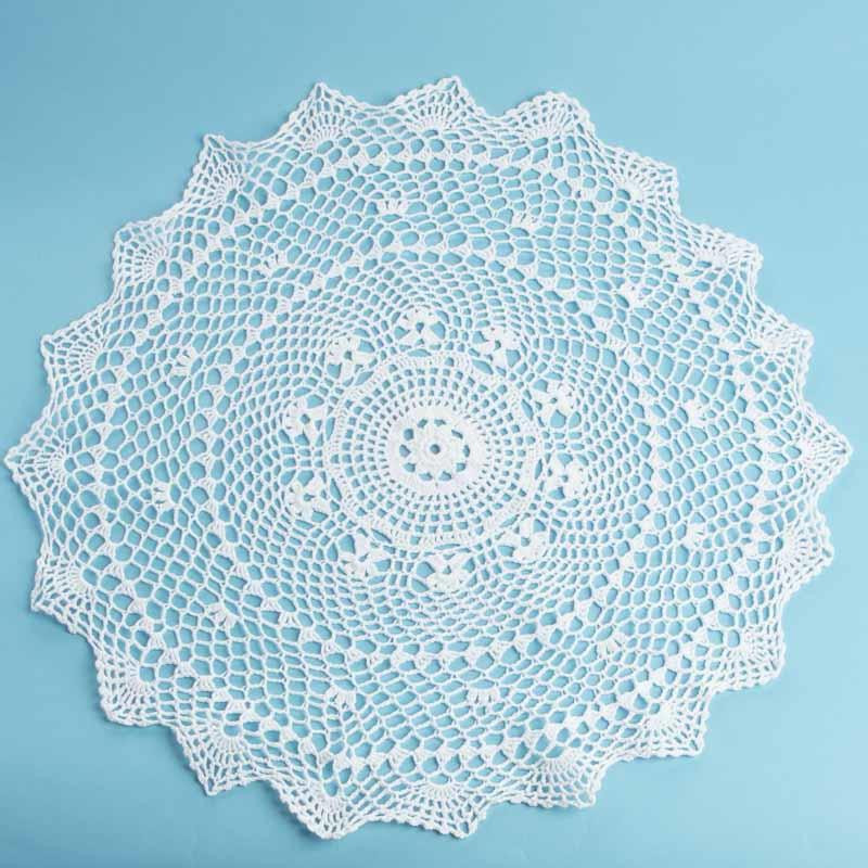 Round Doilies Best Of White Round Crocheted Doily Crochet and Lace Doilies Of Contemporary 43 Ideas Round Doilies