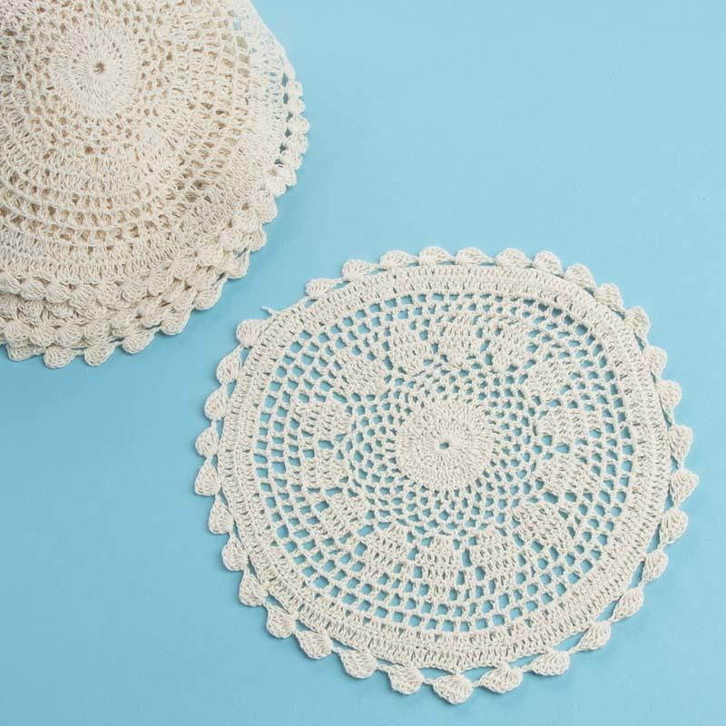 Round Doilies Fresh Ecru Round Crocheted Doilies Crochet and Lace Doilies Of Contemporary 43 Ideas Round Doilies