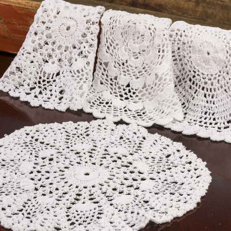Round Doilies Fresh White Round Crocheted Doilies Crochet and Lace Doilies Of Contemporary 43 Ideas Round Doilies