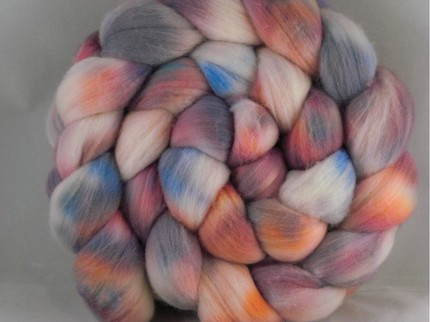 Roving Yarn Lovely Hand Painted Merino Wool Roving Yarn Katy Elliott Of Marvelous 45 Pictures Roving Yarn