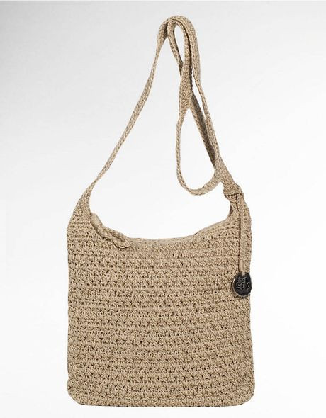 Sak Crochet Bags Fresh the Sak Casual Classics Crochet Crossbody Bag In Beige Of Amazing 41 Models Sak Crochet Bags