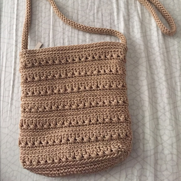 The Sak The Sak crochet crossbody bag from 👑s s closet