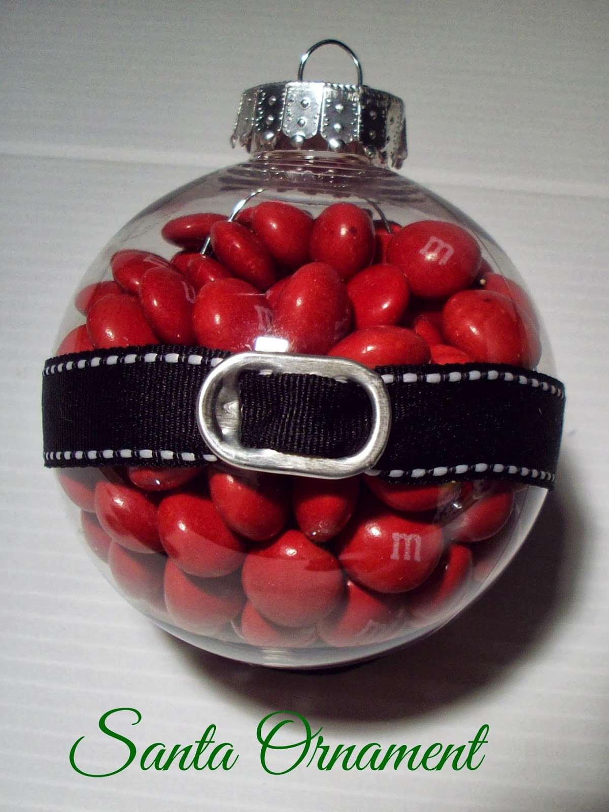 christmas ornament craft with