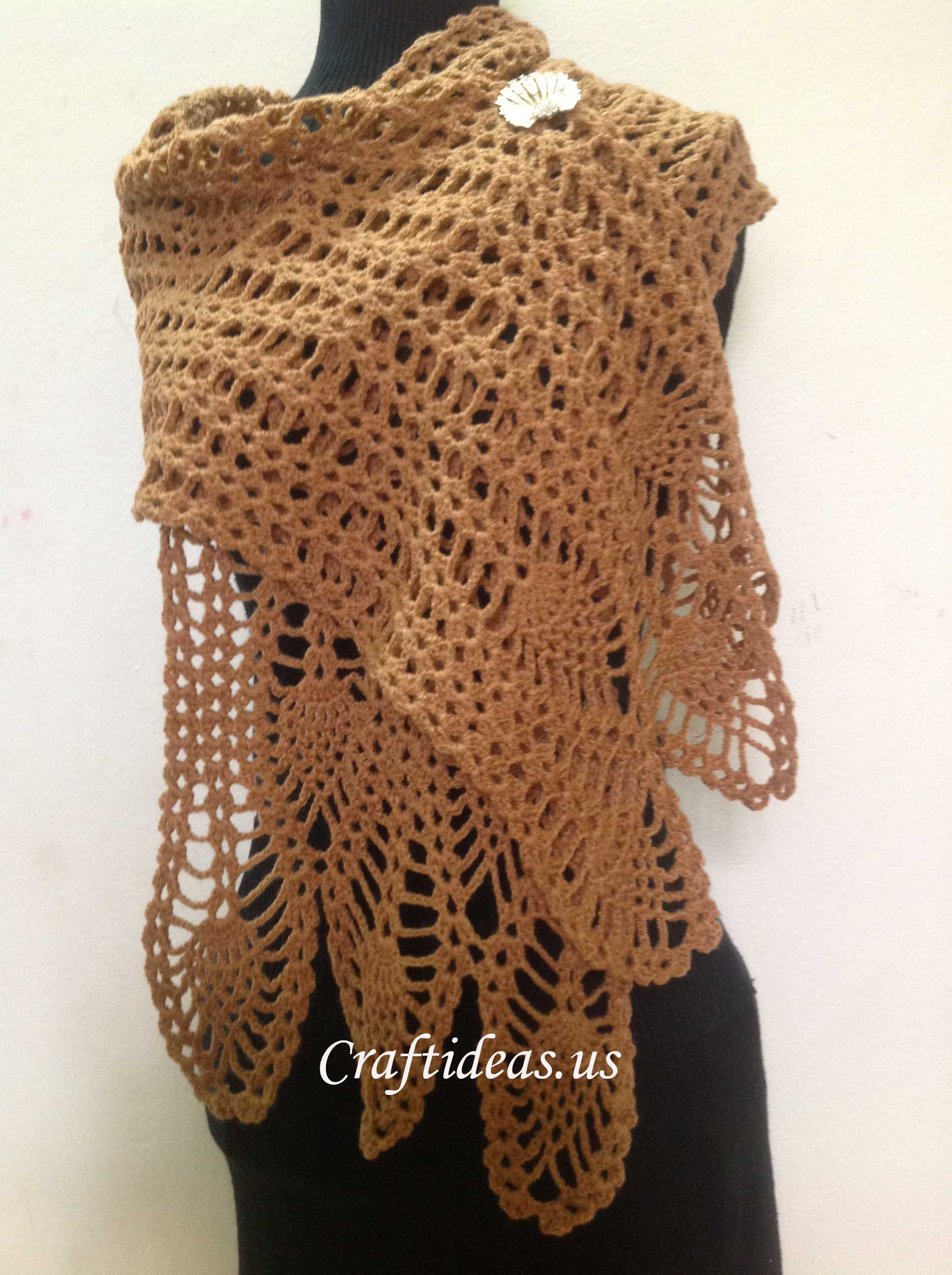 Scarf Crochet Luxury Crochet Scarf for La S Craft Ideas Of Innovative 47 Pictures Scarf Crochet