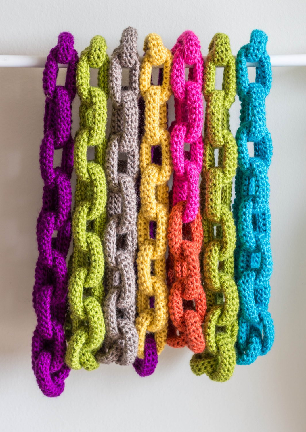 Scarf Crochet Unique Chain Link Scarf Crochet Pattern Crochet Scarf Pattern Of Innovative 47 Pictures Scarf Crochet