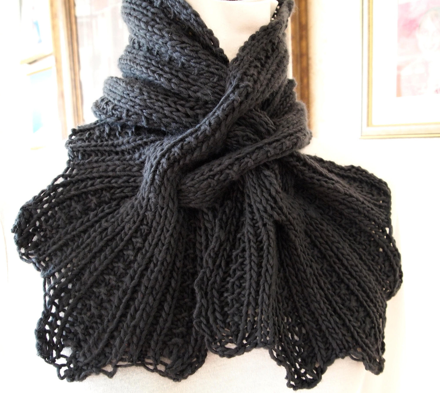 57 Free Knitting Patterns Scarves 10 Easy Scarf Knitting