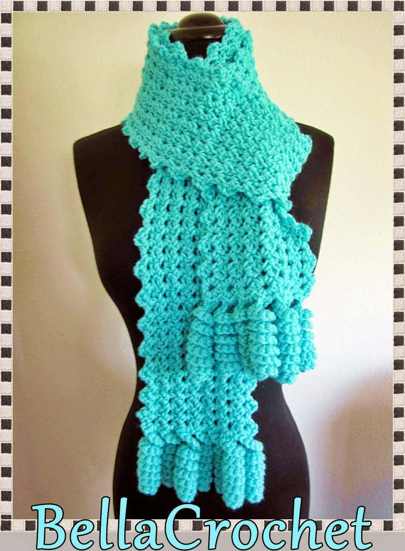 Scarf Patterns Lovely Bellacrochet Curlicue Cutie Scarf A Free Crochet Pattern Of Great 42 Images Scarf Patterns