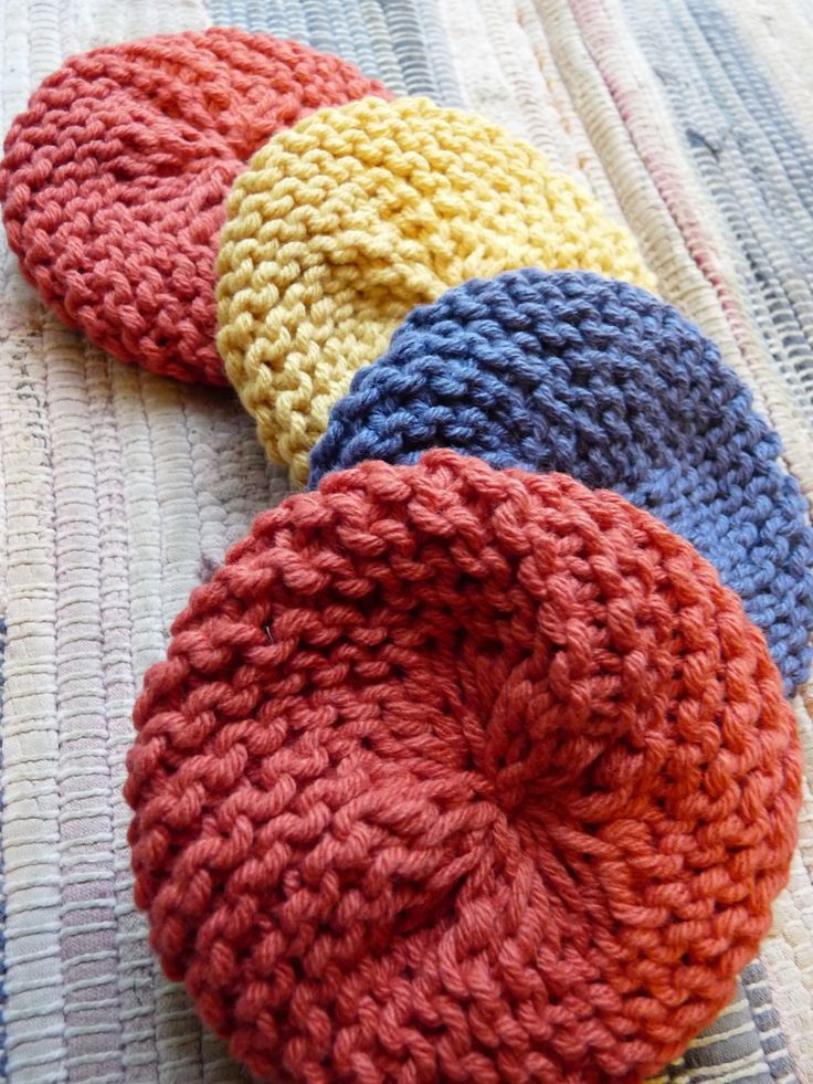 17 Best ideas about Knitted Dishcloth Patterns on