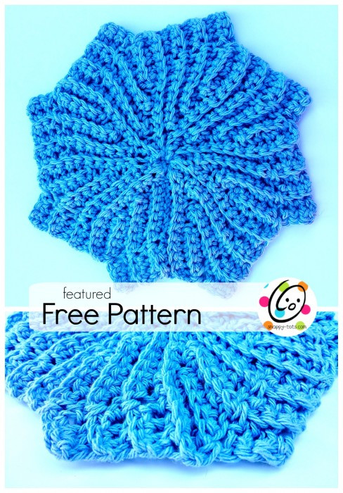 Scrubby Dishcloth Pattern Luxury Featured Free Pattern Glamour Washcloth Snappy tots Of Contemporary 35 Pics Scrubby Dishcloth Pattern