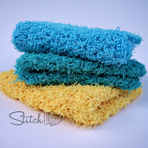 Scrubby Yarn Beautiful A Simple Square Scrubby Dish Cloth Stitch11 Of Fresh 42 Models Scrubby Yarn