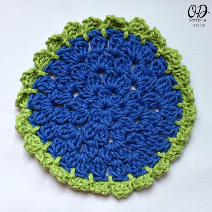 Scrubby Yarn Beautiful Easy Sunflower Scrubby Dishcloth • Oombawka Design Crochet Of Fresh 42 Models Scrubby Yarn