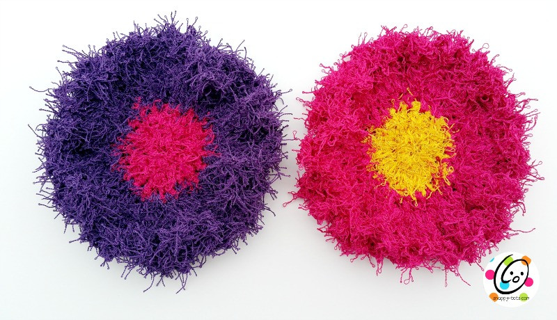 Scrubby Yarn Best Of Pattern Scrubby Yarn Review and Flower Scrubbers Snappy Of Fresh 42 Models Scrubby Yarn