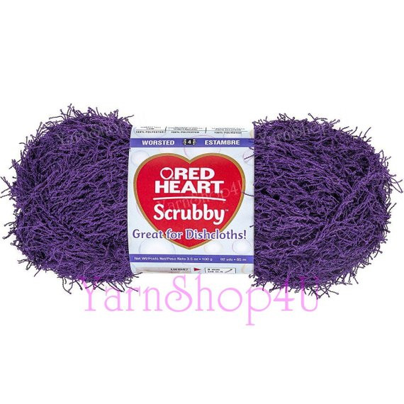Scrubby Yarn Lovely Red Heart Scrubby Yarn Grape Scrubby Dishcloth Yarn Scratchy Of Fresh 42 Models Scrubby Yarn