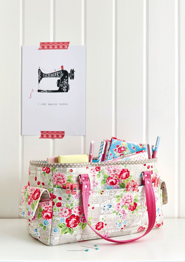 Sew Patterns Beautiful Free Oslo Craft Bag Pattern Sew Sweetness Of New 44 Pictures Sew Patterns