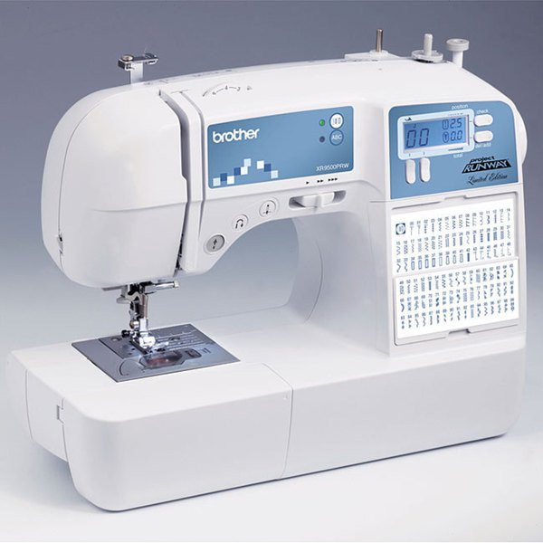 Brother XR9500PRW puterized Sewing Machine Free