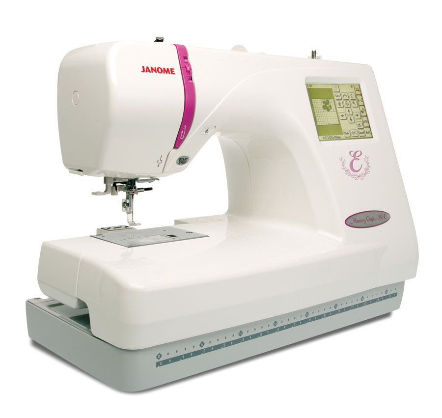 Sewing and Embroidery Machine Fresh Janome Memory Craft 350e Embroidery Machine W Free Bonus Of Unique 48 Pics Sewing and Embroidery Machine