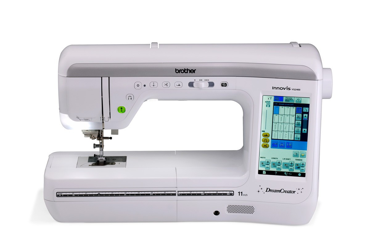 Sewing and Embroidery Machine Lovely Brother Dreamcreator Innov is Vq2400 Affordable Quilting Of Unique 48 Pics Sewing and Embroidery Machine