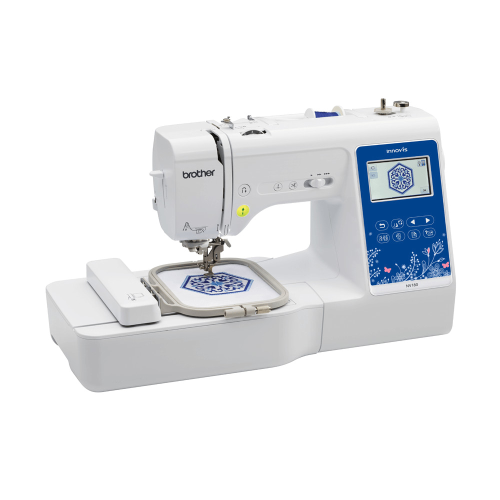 Sewing and Embroidery Machine New Bination Sewing & Embroidery Machine Nv180 Of Unique 48 Pics Sewing and Embroidery Machine
