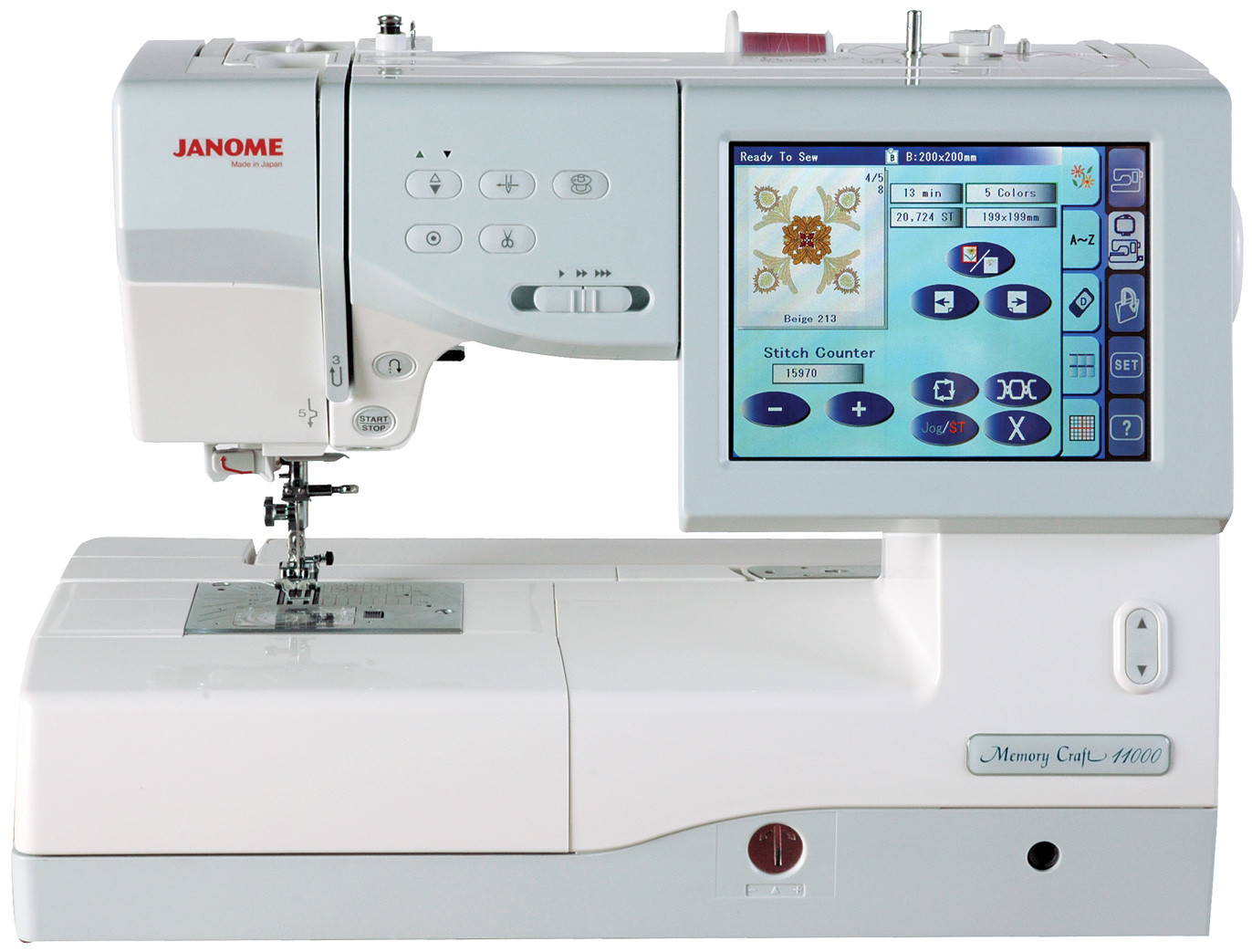 Sewing and Embroidery Machine New Janome Memory Craft Fs Embroidery and Sewing Machine Of Unique 48 Pics Sewing and Embroidery Machine