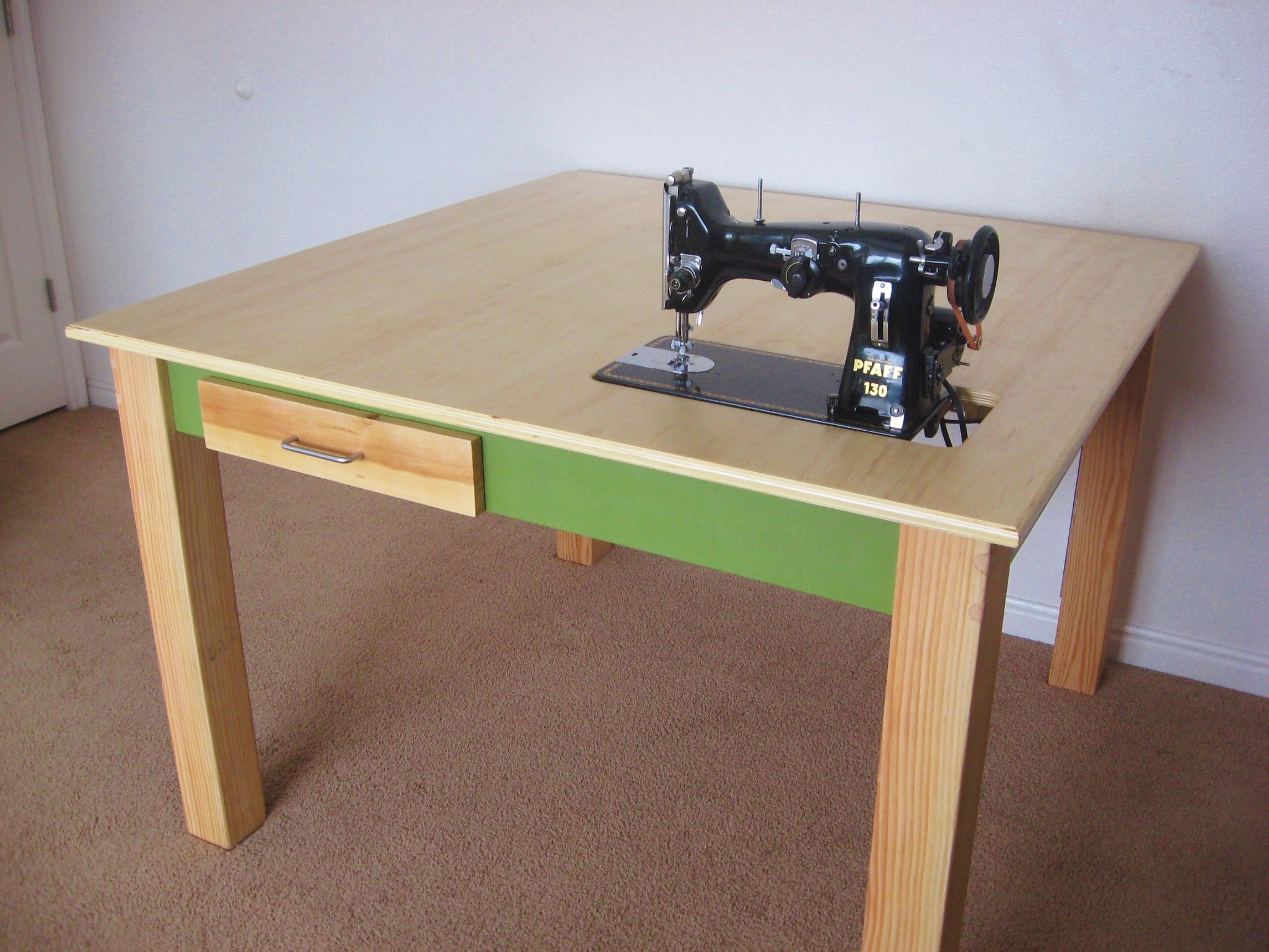 Sewing Table Fresh Make A Custom Sewing Table 5 Of Unique 46 Pictures Sewing Table