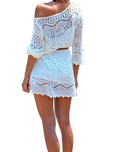 Sexy Crochet Dress Beautiful Creabygirls Women S Y Crochet Hollow Out Bikini Cover Of Awesome 45 Pictures Sexy Crochet Dress