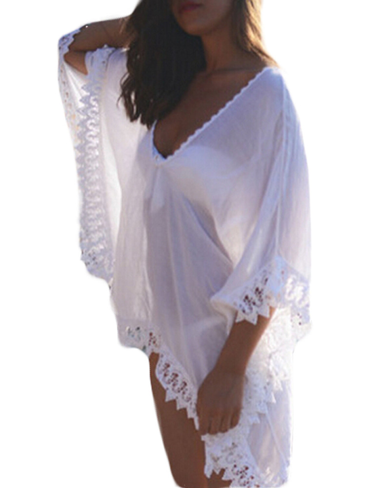 Sexy Crochet Dress Fresh Y Women Yarn Crochet Stitching Bikini Cover Up Smock Of Awesome 45 Pictures Sexy Crochet Dress