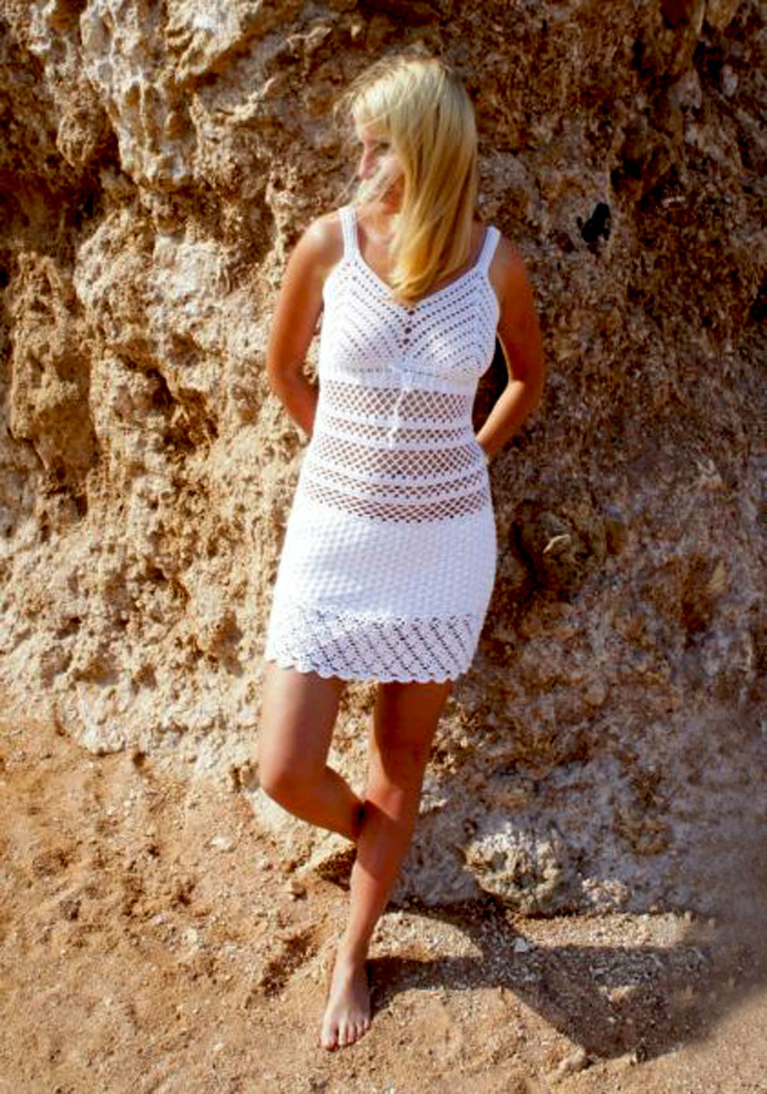Sexy Crochet Dress Lovely Beach Dress Pattern Crochet Tunic Pattern Beach Of Awesome 45 Pictures Sexy Crochet Dress