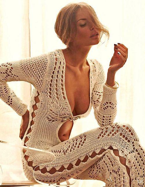 Sexy Crochet Dress Luxury How to Channel 70's Fashion at the Beach – Glam Radar Of Awesome 45 Pictures Sexy Crochet Dress
