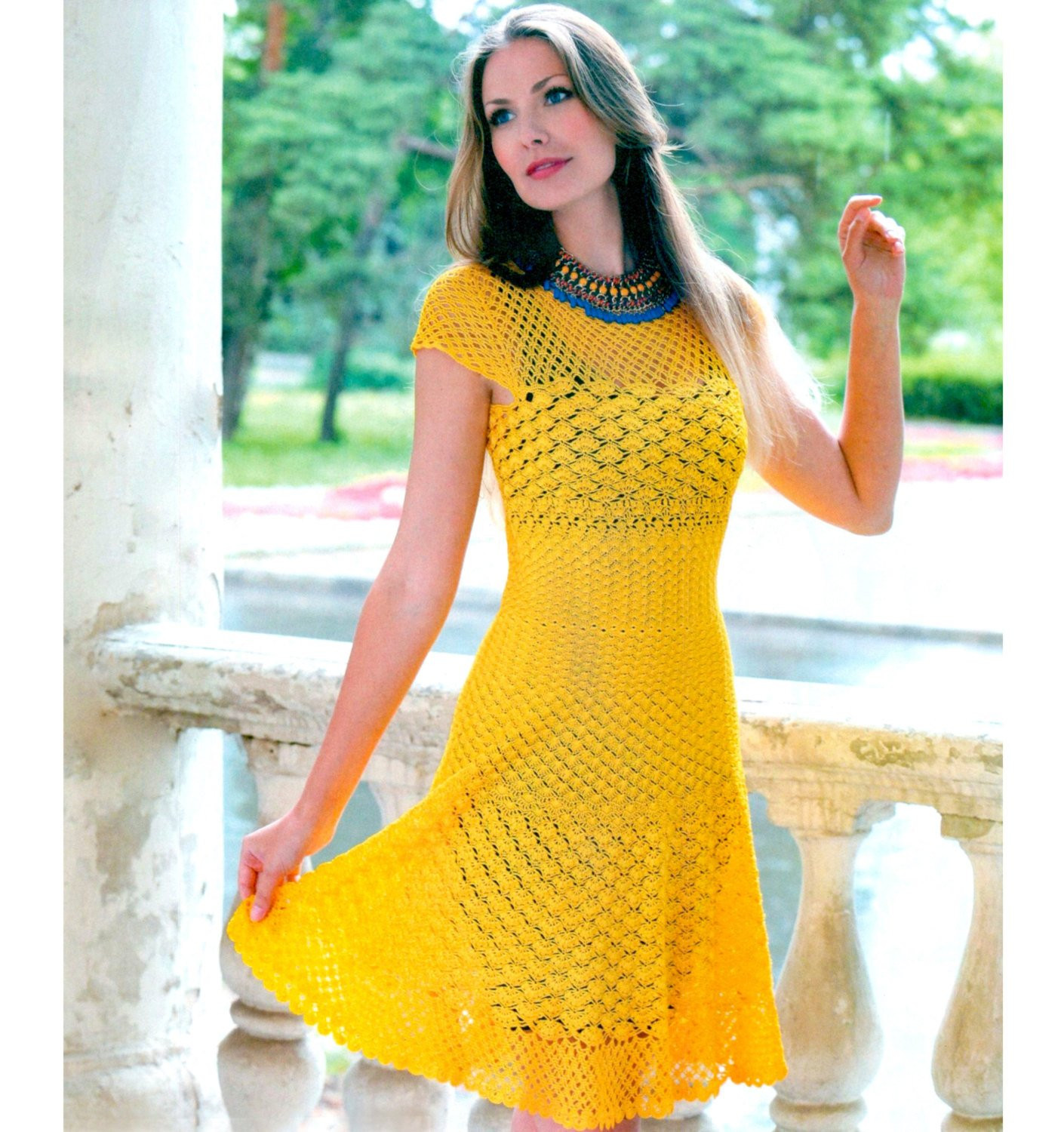 Sexy Crochet Dress Luxury Y Crochet Dress Pattern Crochet Designer Dress Pattern Of Awesome 45 Pictures Sexy Crochet Dress