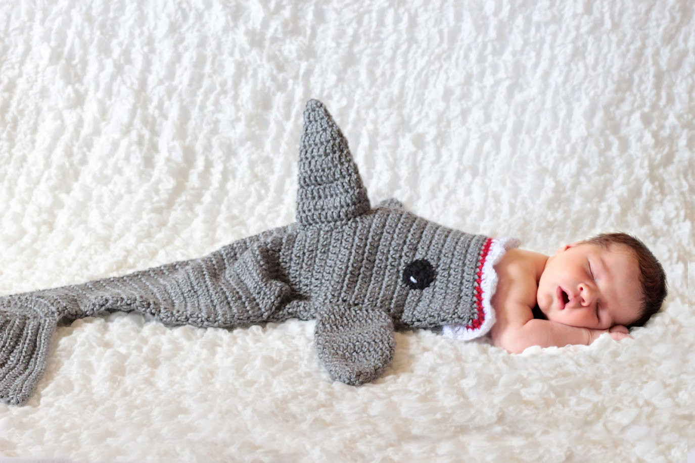 Shark Blanket Pattern Beautiful Shark Blanket Cocoon Crochet Shark Blanket Shark Baby Of New 46 Pics Shark Blanket Pattern