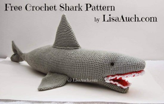 Shark Blanket Pattern Unique Shark Crochet Pattern Free Tutorials Best Ideas Of New 46 Pics Shark Blanket Pattern