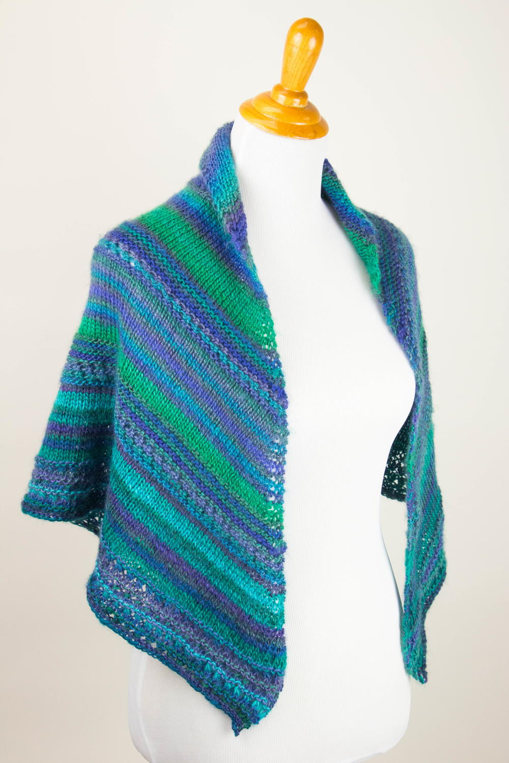 the Wings of a Prayer Shawl