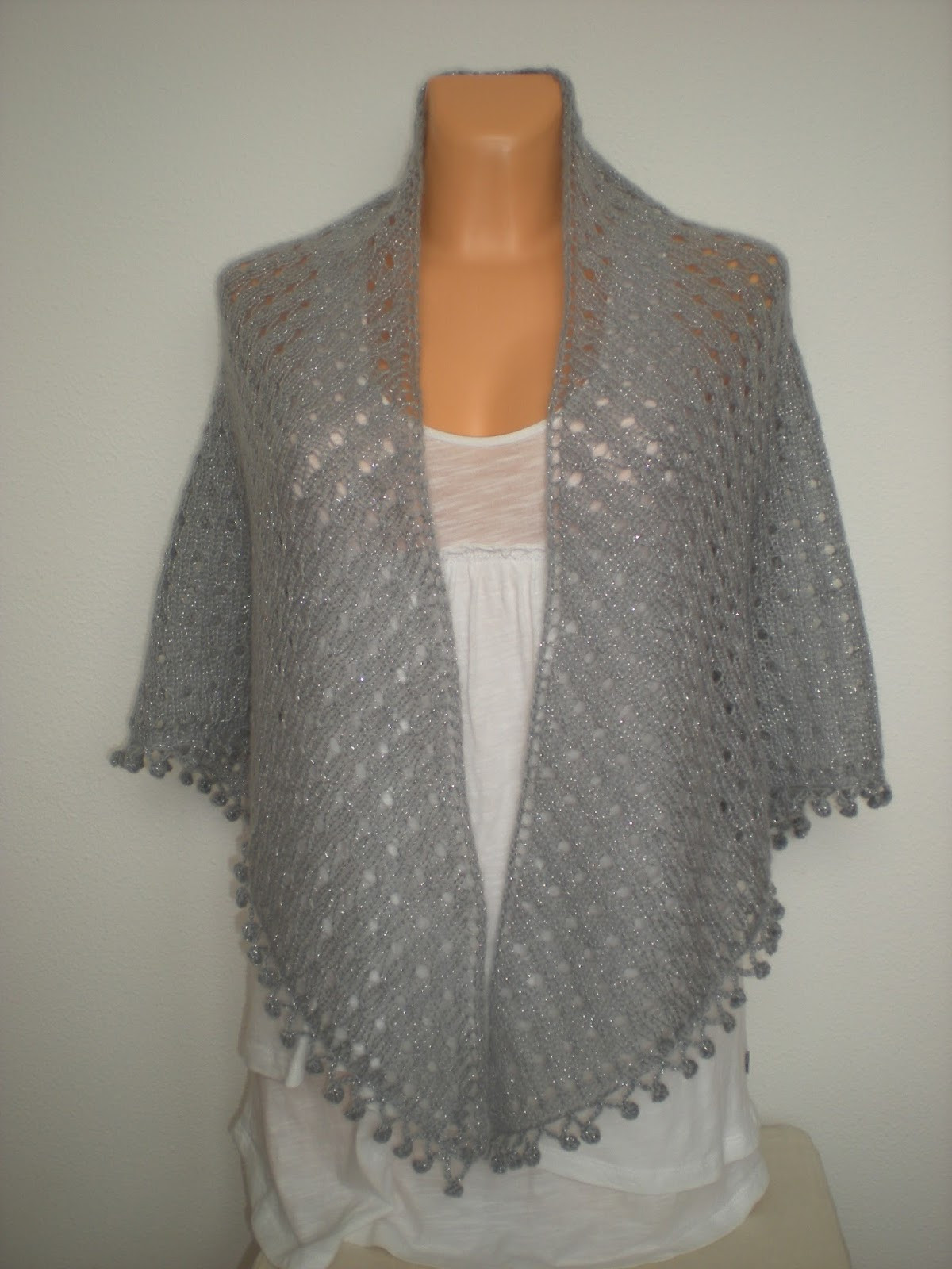 Shawl Patterns Unique Emmhouse Knitted Shawl – Free Pattern Of Luxury 45 Images Shawl Patterns
