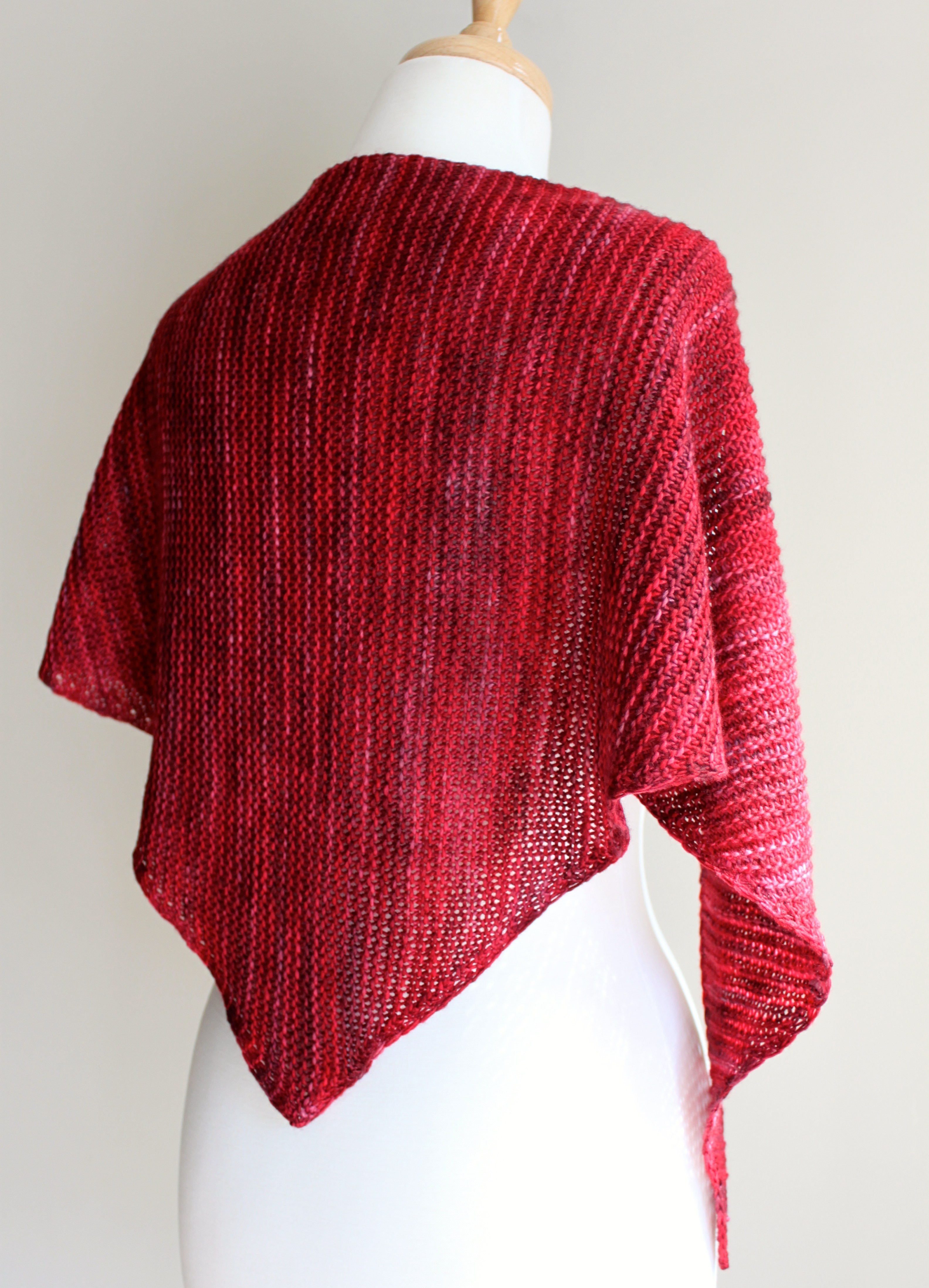 Shawl Patterns Unique Free Knitting Patterns Truly Triangular Scarf Leah Of Luxury 45 Images Shawl Patterns
