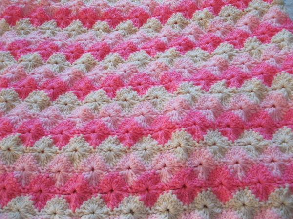 Shell Afghan Crochet Pattern New Crochet Pattern Shell Afghan Dancox for Of Amazing 41 Photos Shell Afghan Crochet Pattern