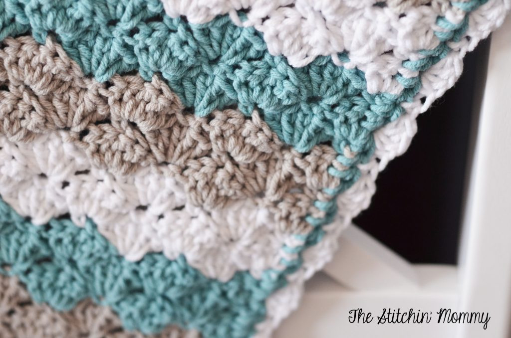 Shell Afghan Crochet Pattern Unique Shell Stitch Baby Blanket Free Pattern Of Amazing 41 Photos Shell Afghan Crochet Pattern