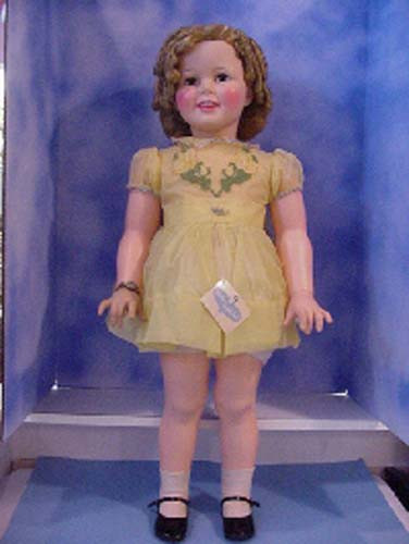 """Shirley Temple Doll Value Beautiful 36"""" Vinyl Shirley Temple Dolls Ideal Doll St 35 38 2 Of Amazing 43 Pics Shirley Temple Doll Value"""