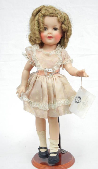 """Shirley Temple Doll Value Beautiful Ideal Shirley Temple Doll 17 1 2"""" Vinyl All original Of Amazing 43 Pics Shirley Temple Doll Value"""
