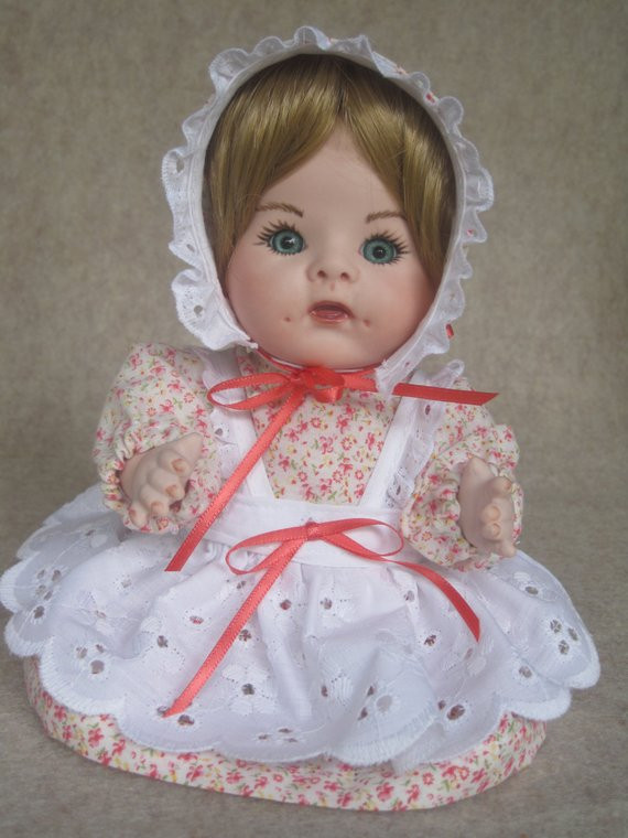 Shirley Temple Doll Value Inspirational Shirley Temple 12 Inch Porcelain Baby Doll by Dollsbylaurel Of Amazing 43 Pics Shirley Temple Doll Value