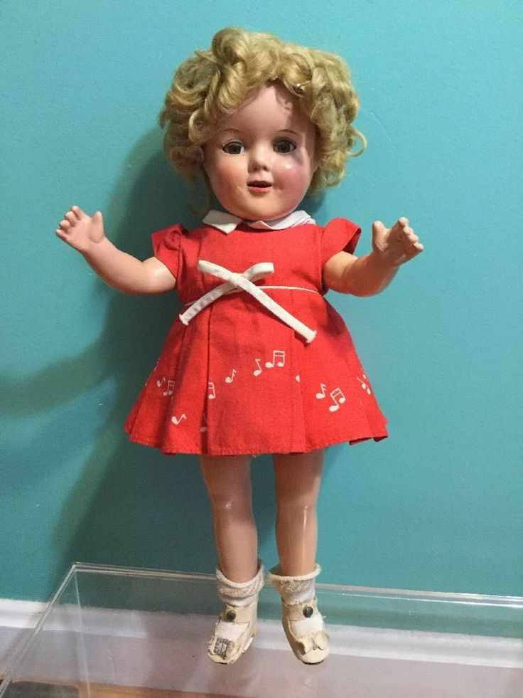 17 Best images about Dolls Shirley Temple on Pinterest