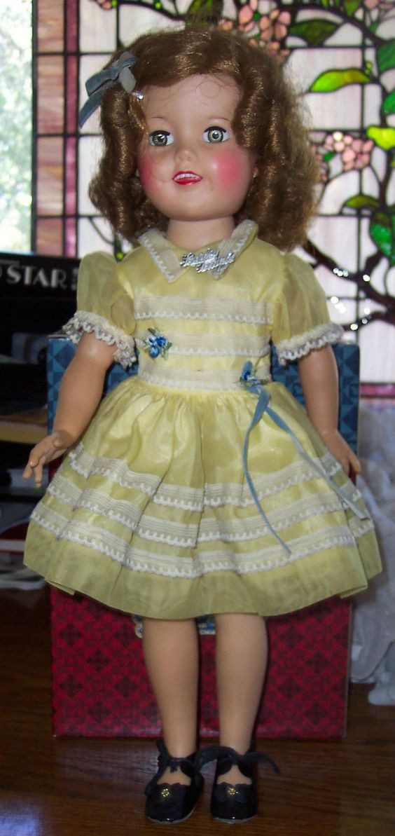 Shirley Temple Doll Value Luxury Pinterest • the World's Catalog Of Ideas Of Amazing 43 Pics Shirley Temple Doll Value