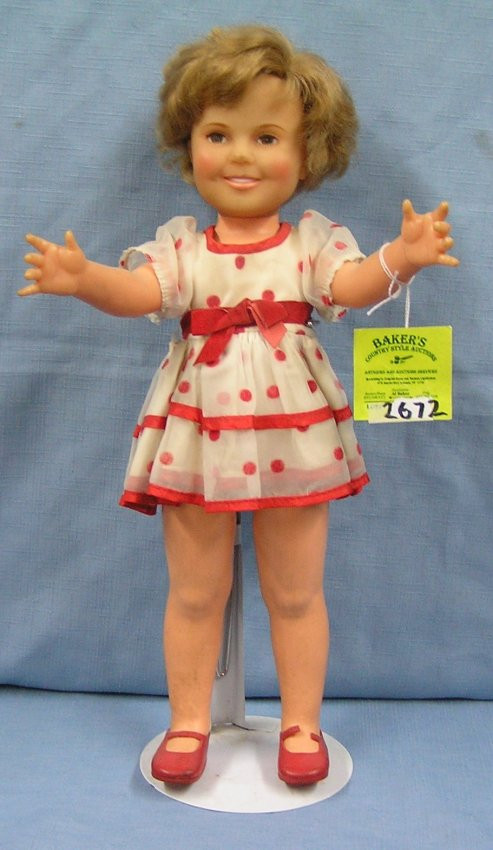 Shirley Temple Doll Value Luxury Vintage Shirley Temple Doll by Ideal toys Lot 2672 Of Amazing 43 Pics Shirley Temple Doll Value